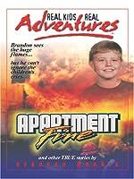 Real Kids Real Adventures: Apartment Fire/Trinity River Rescue/Runaway Balloon (Thorndike Press Large Print Literacy Bridge Series)