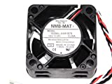 NMB 4020MM 1608kl-04W-b7912V 0.25A 3ワイヤ800–25948–01スイッチファン