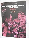 サッカー・パンフレット 2005年 FCバルセロナ・オン・ツアー・ジャパン VS横浜Fマリノス 日産スタジアム パンフレット