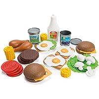 <ボーネルンド> グリーンガーデン フードボックス おままごと ごっこあそび 食べ物セット 料理ごっこ ダントーイ