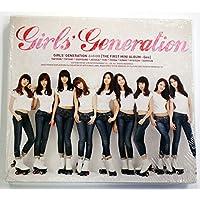 少女時代 Girls' Generation - Gee (1st Mini Album) CD + Photo Booklet [KPOP MARKET特典: 追加特典フォトカード] [韓国盤]