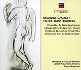 Stravinsky-Ansermet: the First Decca Recordings