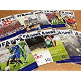 JFA news 日本サッカー協会機関紙 日本代表 ハリル監督 西野ジャパン 森保ジャパン 2018年 2月~12月 10冊 Jリーグ ロシアW杯