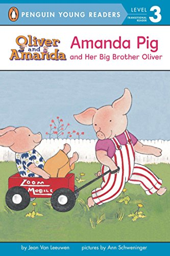 Amanda Pig and Her Big Brother Oliver (Oliver and Amanda)の詳細を見る