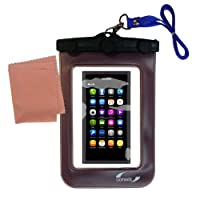 Underwater Case for the Nokia n9–天気、安全に保護防水ケースagainst the elements