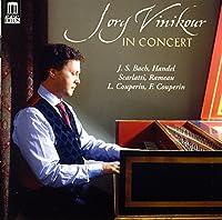 Jory Vinikour in Concert