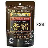【24点セット】オリヒロ 香醋カプセル徳用 216粒