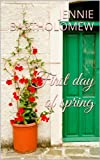 First day of spring (English Edition)