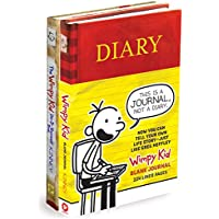 Diary of a Wimpy Kid Blank Journal/Diary of a Wimpy Kid Do-it-yourself Book Bundle