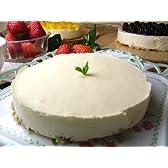レアチーズケーキ (プレーン) 1ホール