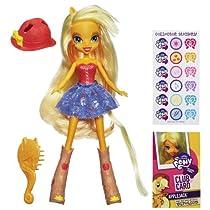 マイ・リトル・ポニー 【エクエストリア ガールズ】My Little Pony Equestria Girls Apple Jack Doll 【並行輸入】