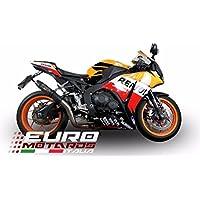 ホンダcbr1000rr 2014–2015GPR排気システムDeeptone Nero Silencer Racing