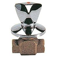 LIXIL(リクシル)INAX 大型サーモスタット用埋込止水栓 BF-V8-25(C)