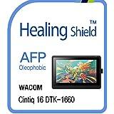 Screen Protector for WACOM Cintiq Pro 16 DTK 1660, AFP Oleophobic Coating Screen Protector Clear LCD Shield Guard Film