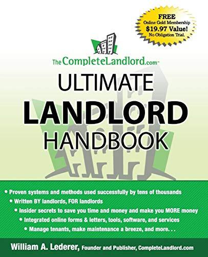 Download CompleteLandlord.com Ultimate Landlord Handbook 0470323159