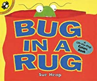 Bug in a Rug: A Lift-the-Flap Colors Book (Lift-the-Flap, Puffin)