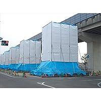 萩原工業:PE防炎シート 1.8×5.1m