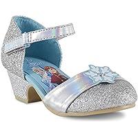 Disney Toddler Girls' Silver Dress Shoe
