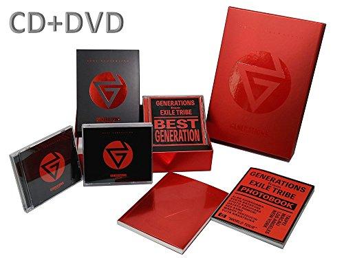 BEST GENERATION(ALBUM3枚組+DVD4枚組)(数量限定生産盤)