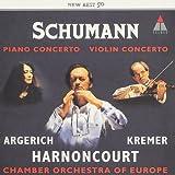 シューマン:ピアノ協奏曲&ヴァイオリン協奏曲