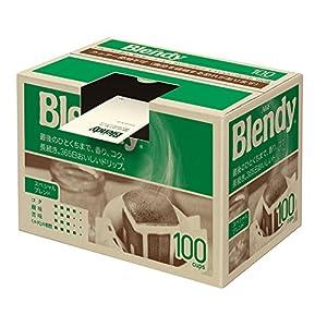 AGF ブレンディ レギュラーコーヒー ドリップパック スペシャルブレンド 100袋