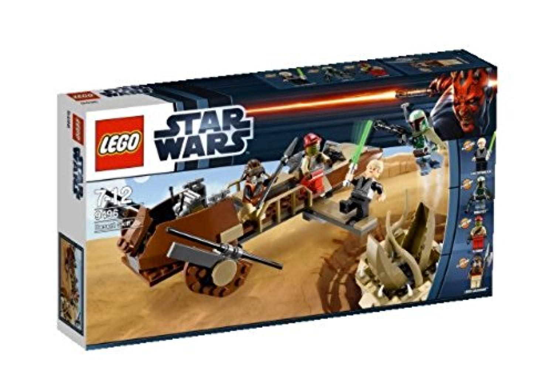 レゴ (LEGO) スター?ウォーズ デザート?スキッフ(TM) 9496