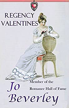 Regency Valentines by [Beverley, Jo]