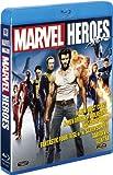 【FOX HERO COLLECTION】MARVEL ブルーレイBOX(6枚組)(初回生産限定) [Blu-ray]