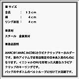 キーホルダー Carabiner Clip GREEN マーク・ジェイコブス画像④