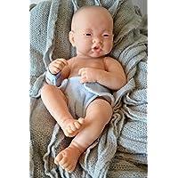 アジア人新生児ベビードールケンジ人形療法と介護者用