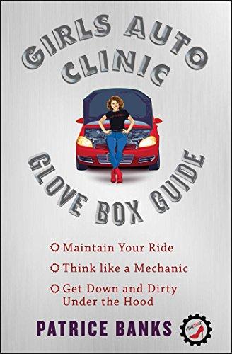 Girls Auto Clinic Glove Box Guide (English Edition)