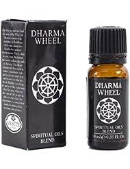 Mystic Moments   Dharma Wheel   Spiritual Essential Oil Blend - 10ml