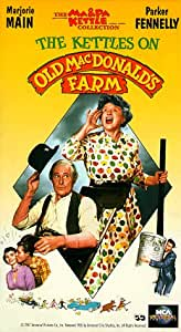 The Kettles on Old MacDonald's Farm [VHS]