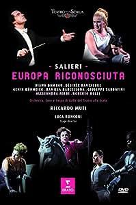 L'Europa Riconosciuta [DVD] [Import]