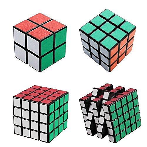 merlot Cube スピードキューブ 立体パズル セット 2から5まで ...