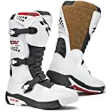 TCX(ティーシーエックス)バイク用ブーツ ホワイト 3.5(22.0cm) コンプ キッド (キッズ用) TCF201