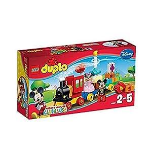 レゴ (LEGO) デュプロ ディズニー ミッキーとミニーのバースデーパレード 10597