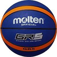(モルテン) MOLTEN GR5 ゴムバスケットボール