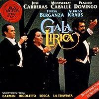 Gala Lirica;Arias