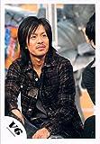 V6・【公式写真】・森田剛・ジャニーズ公式生写真【スリーブ付 】gy 17