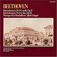 Pno Con 3 by L.V. Beethoven