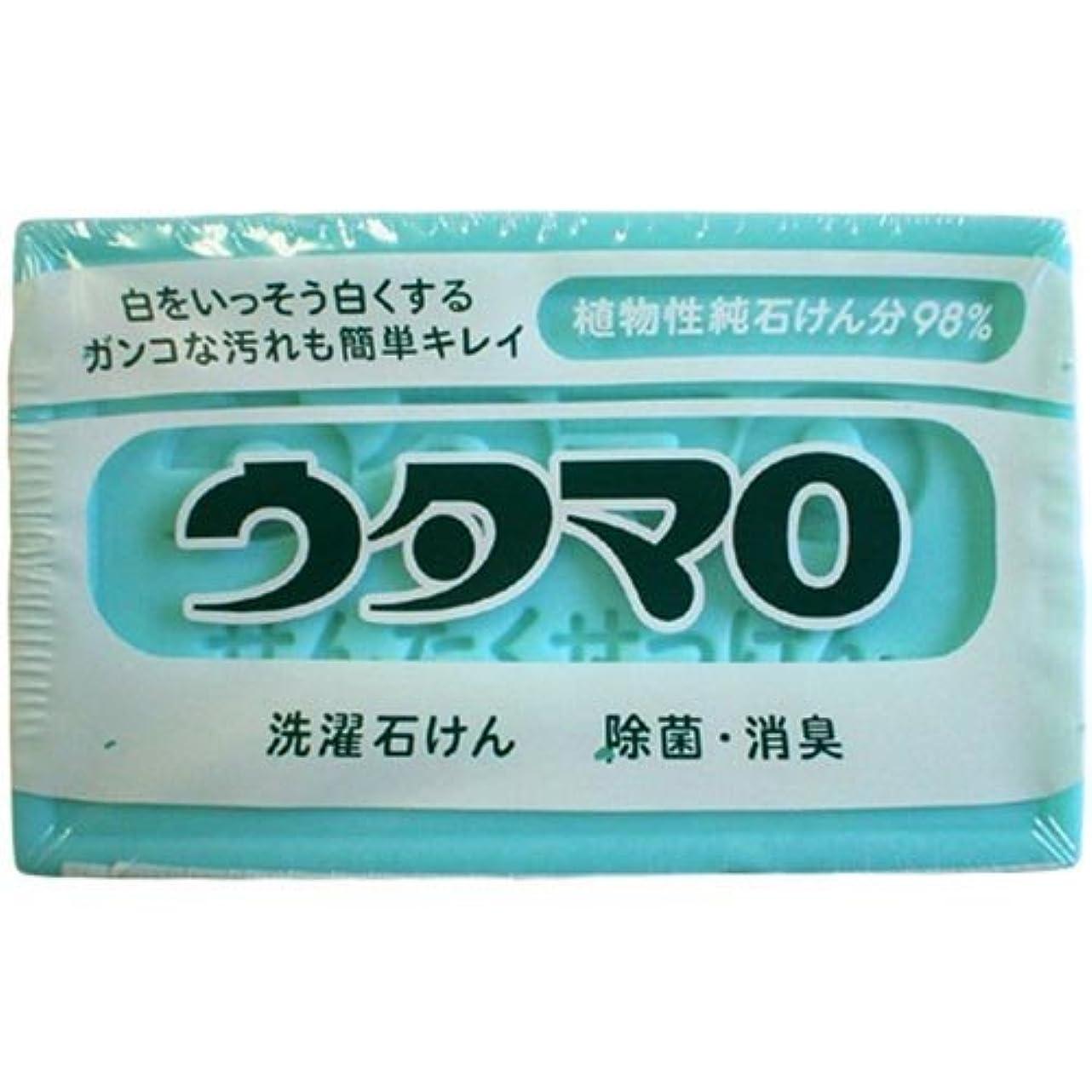 早熟に負ける亜熱帯東邦 ウタマロ マホー石鹸 3個セット TO-SE3