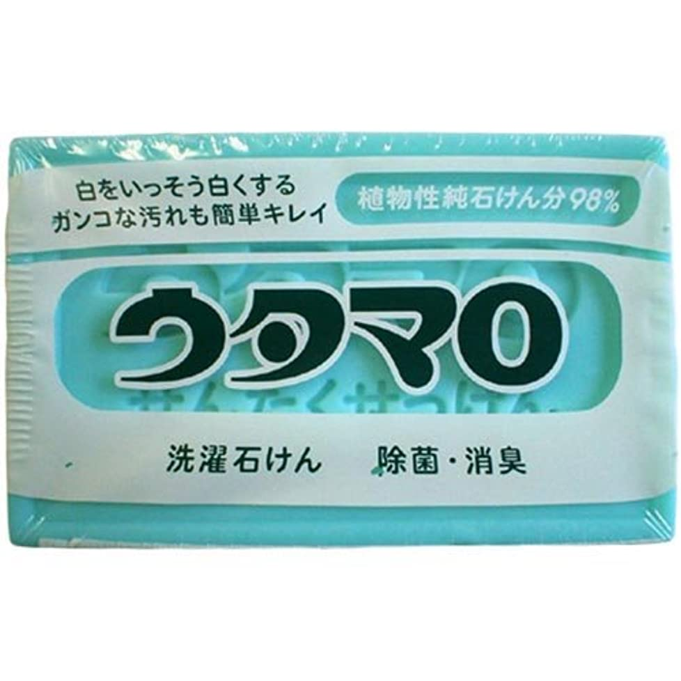 不当無駄にコンベンション東邦 ウタマロ マホー石鹸 3個セット TO-SE3