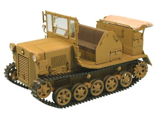 1/35 日本陸軍 98式4屯牽引車「シケ」 塗装済完成品 (G22M)