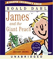 James and the Giant Peach Unabr CD Low Price