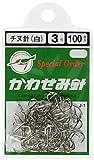 KAWASEMI(かわせみ針) J-1 100本チヌ針 (白) 3号