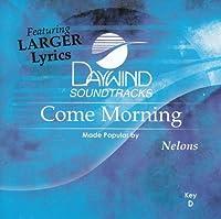 Come Morning [Accompaniment/Performance Track]【CD】 [並行輸入品]