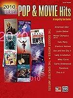 2010 Greatest Pop & Movie Hits: Easy Piano