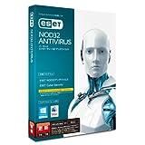 【旧商品】キヤノンITソリューションズ ESET NOD32アンチウイルス|1台版1年|更新|Windows・Mac対応