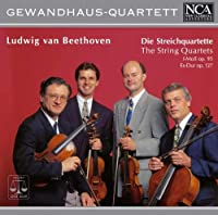 Beethoven: Streichquartette op. 95 / op. 127